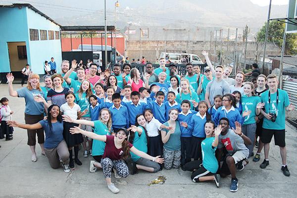 bcs Guatemala International Mission