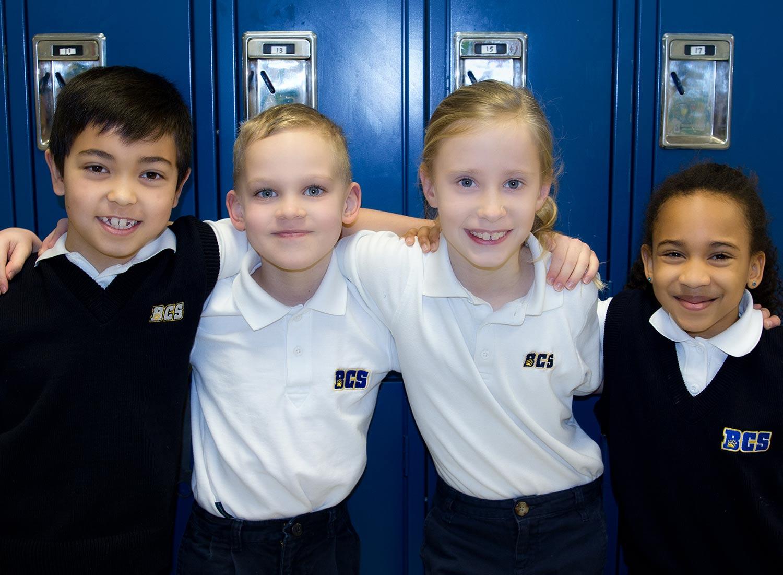 BCS Uniforms