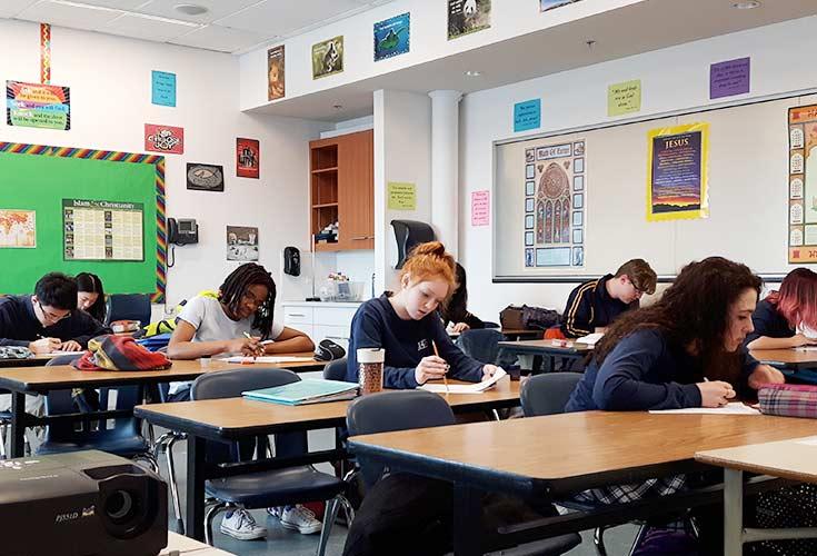 Junior High School Curriculum & Options