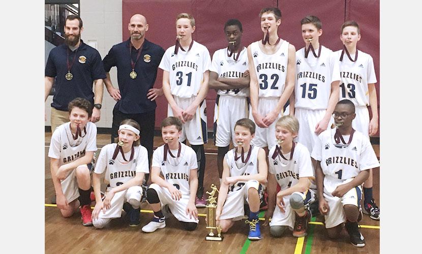 Basketball Junior High