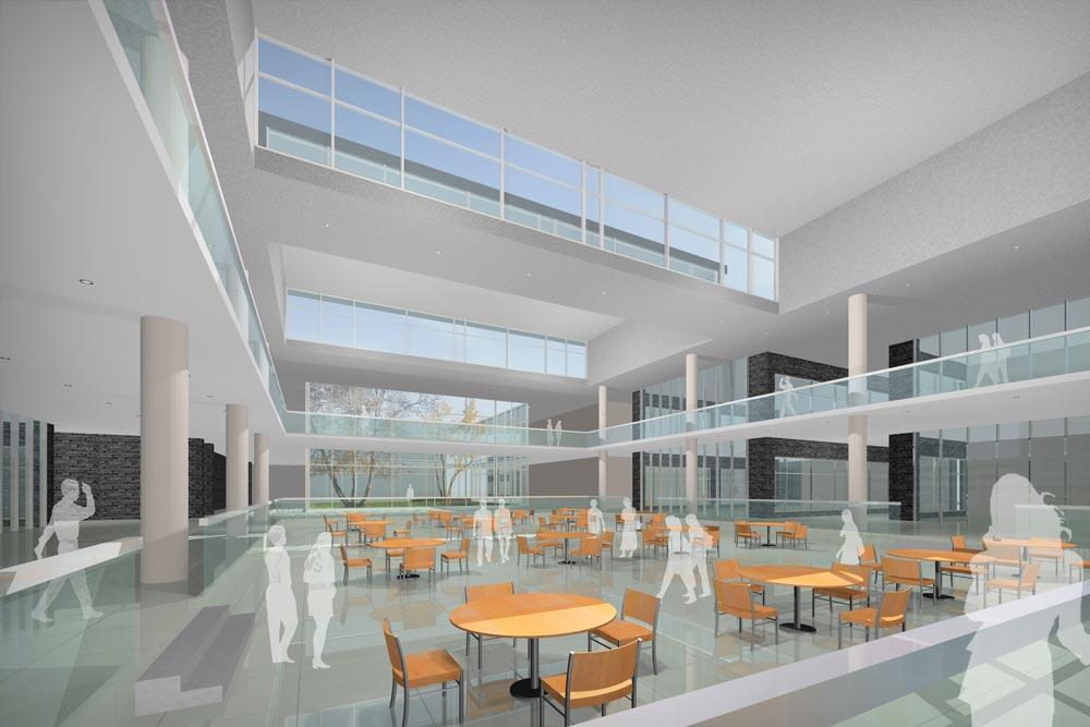 Bearspaw Christian School future facilities