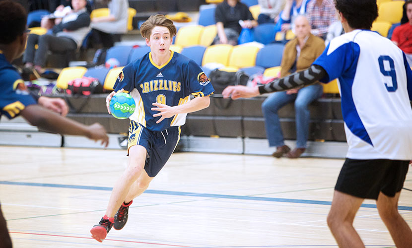 High School Boys Handball